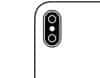 Caméra de l'iPhone X